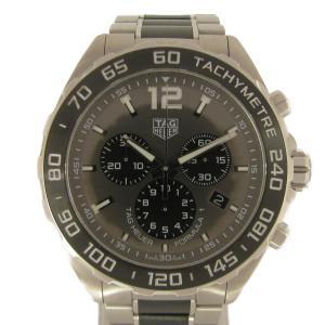 タグ・ホイヤー フォーミュラ1 腕時計/メンズ ステンレススチール(SS) CAZ1011 ランクA|cruru