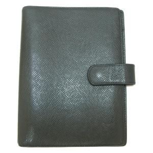 ルイ・ヴィトン アジェンダMM 手帳カバー 手帳 アルドワーズ タイガ R20222 ランクB|cruru
