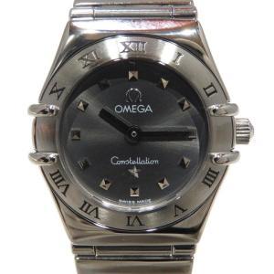 オメガ コンステレーションマイチョイス/腕時計/レディース/おすすめ ステンレススチール(SS)   ランクA|cruru
