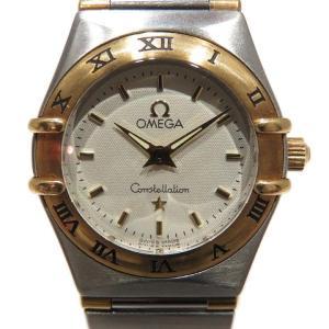オメガ コンステレーション/腕時計/レディース K18YG(750)イエローゴールド×ステンレススチール(SS) 1362.70 ランクA|cruru