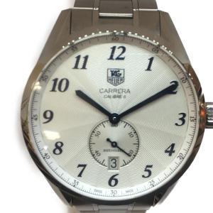 タグ・ホイヤー カレラ 腕時計 メンズウォッチ/人気 ステンレススチール(SS) WAS2111 ランクA|cruru