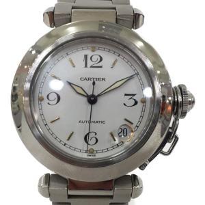 カルティエ パシャC 腕時計 ウォッチ/人気/SALE ステンレススチール(SS)  ランクA|cruru