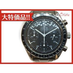 オメガ スピードマスター 腕時計 ウォッチ★レア★ ステンレススチール(SS) 3510.50 ランクA|cruru