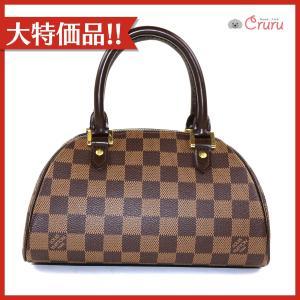 ルイ・ヴィトン リベラ・ミニ ハンドバッグ  おすすめ ダミエ N41436 ランクA|cruru