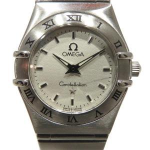 オメガ コンステレーション ウォッチ 腕時計 ステンレススチール(SS)  ランクB|cruru
