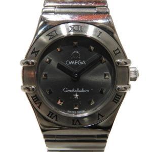 オメガ コンステレーションミニマイチョイス ウォッチ 腕時計 ステンレススチール(SS) 1561.51 ランクA|cruru