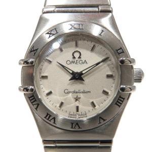 オメガ コンステレーション ウォッチ 腕時計 レディース シルバー系 ステンレススチール(SS) 1562.30 ランクA|cruru