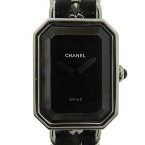 シャネル プルミエールL/腕時計/レディース ステンレススチール(SS)×レザー  ランクA|cruru
