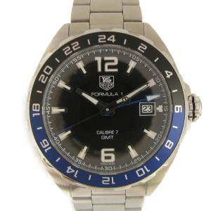 タグ・ホイヤー フォーミュラ1 GMT 腕時計/メンズ ステンレススチール(SS) WAZ211A ランクA|cruru