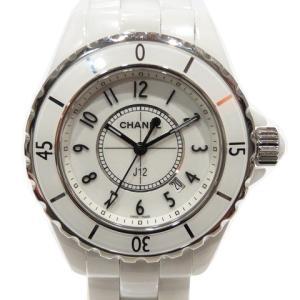 シャネル J12 ウォッチ 腕時計/レディース/人気 セラミック H0968 ランクA|cruru