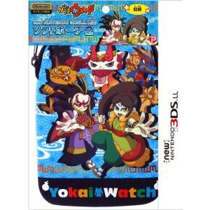 【即納★新品】3DS 妖怪ウォッチ new NINTENDO 3DS LL 対応 ソフトポーチ2 和...