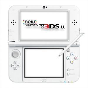 【即納★新品】Newニンテンドー3DS LL本体 パールホワイト(RED-S-WAAA)|crux-store|02