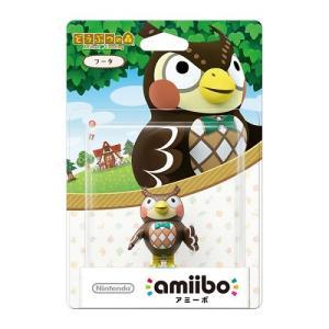 【即納★新品】Wii U  amiibo フータ(どうぶつの...
