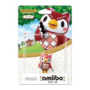 【即納★新品】Wii U  amiibo フーコ(どうぶつの...