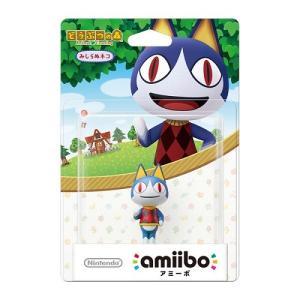 【即納★新品】Wii U  amiibo みしらぬネコ(どう...