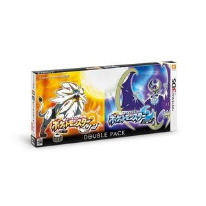 【即納★新品】3DS 『ポケットモンスター サン・ムーン』 ダブルパック クラックス PayPayモール店