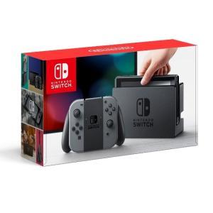 【即納★新品】NSW Nintendo Switch Joy-Con(L)/(R) グレー(本体)