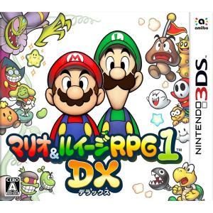 【即納★新品】3DS マリオ&ルイージRPG1 DX【2017年10月05日発売】