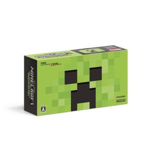 即納 新品 MINECRAFT Newニンテンドー2DS LL CREEPER EDITION(マイ...
