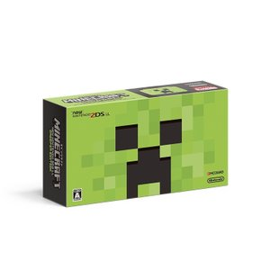 【即納★新品】2DS MINECRAFT Newニンテンドー2DS LL CREEPER EDITI...
