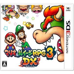即納 新品 3DS マリオ&ルイージRPG3 DX【2018年12月27日発売】