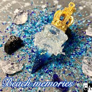 【店舗WSレシピ】Beach memories|crystal-aglaia