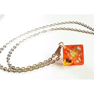 海(オレンジ) crystal-aglaia