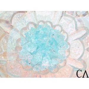 マーメイド・ブルー 10g【ガラスカレット】|crystal-aglaia