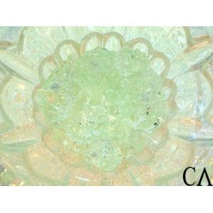 ミスト・グリーン 10g【ガラスカレット】|crystal-aglaia