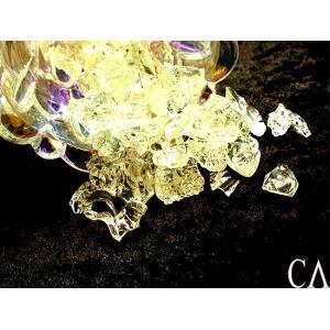 プリムローズ・イエロー 10g【ガラスカレット】|crystal-aglaia
