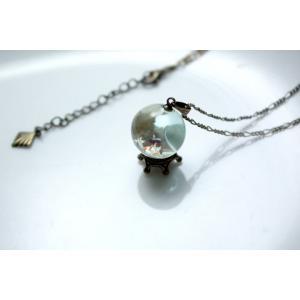 ビー玉観察機【シロウサギウミウシ】|crystal-aglaia