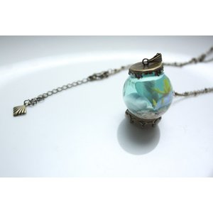 観察機【ラベンダーウミウシ】|crystal-aglaia