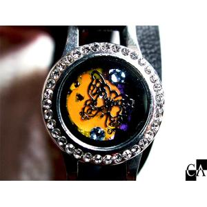 ハロウィン バングル crystal-aglaia