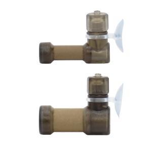 CO2拡散器 スーパーミスト CO2ディフューザー 4/6mmチューブ用(耐圧チューブ推奨 シリコンタイプチューブ不可)