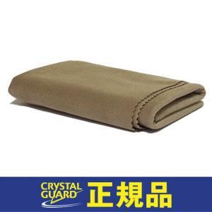 クリスタルガード・マイクロファイバークロス正規品(コーティング剤塗り伸ばし&洗車時の水拭き取り用)|crystalguard