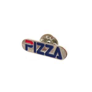PIZZA BADGE(ピザ) ピンバッジ FIZZA ENAMEL PIN