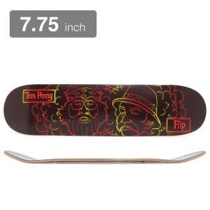 【FLIP / DECK】  長さ79.7cm 幅19.6cm ノーズ18.0cm テール16.9c...