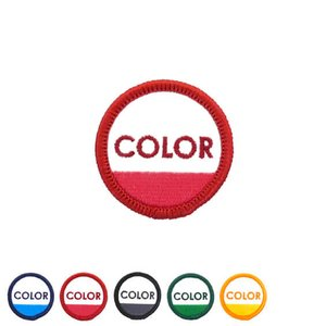 【COLOR COMMUNICATIONS PATCH / CIRCLE INK】  ドメスティック...