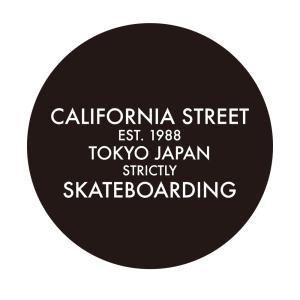 CALIFORNIA STREET STICKER カリフォルニアストリート ステッカー FUTURA FULL DOT 10