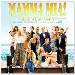 O.S.T: MAMMA MIA! HERE WE GO / マンマ・ミーア!ヒア・ウィー・ゴー【輸...