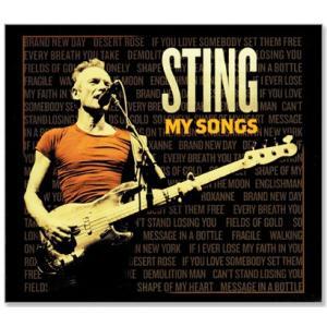 STING MY SONGS / スティング【輸入盤】(CD)