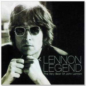 JOHN LENNON LEGEND ジョン・レノン ベスト盤 全20曲【輸入盤】(CD)