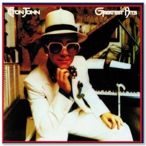 ELTON JOHN エルトン・ジョン グレイテスト・ヒット 全11曲【輸入盤】(CD)