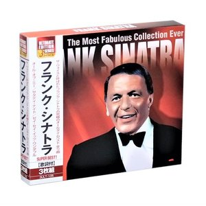 フランク・シナトラ SUPER BEST 3枚組 全72曲入 (CD)|csc-online-store