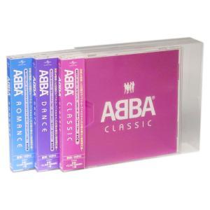 ABBA BEST ALBUM アバ CD3枚組 全42曲 (収納ケース)セット|csc-online-store