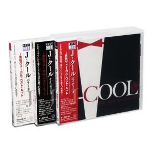 J-COOL 男性ヴォーカル・ベスト・ヒット (CD3枚組)セット|csc-online-store
