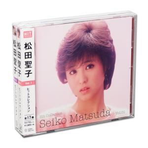 松田聖子 ヒット・コレクション ベスト 盤  2枚組 全34曲 (CD)|csc-online-store