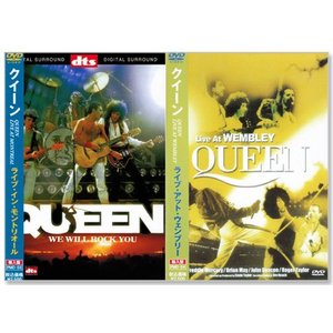 伝説のライブ クイーン QUEEN / モントリオール & アット・ウェンブリー 2枚組【 輸入盤 】[DVD]