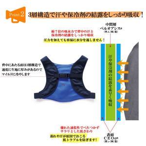 熱中対策 暑さ対策 冷却ベスト COOLRUCK クールリュック|csf-yamamoto|05