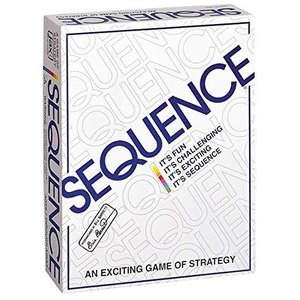 Sequence Game csh